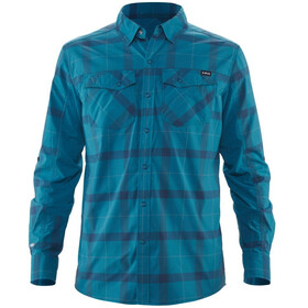 NRS Guide Longsleeve Shirt Men fjord